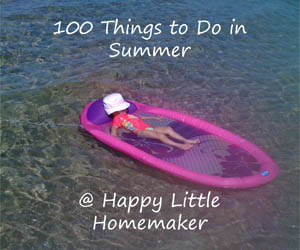 100 Things Summer-2