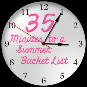 35-minutes-summer-bucket-list