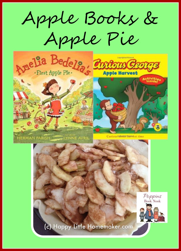 Apple books and apple pie