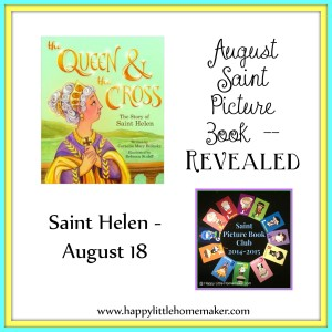 August Saint Picture Book Club Revealed - Saint Helena