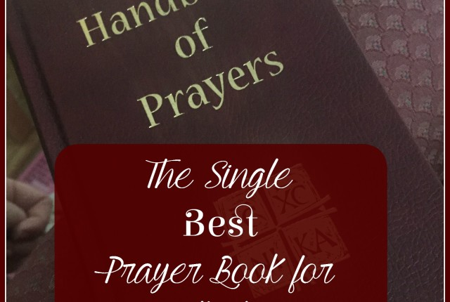 Best Catholic Prayer Book - Handbook of Prayers review