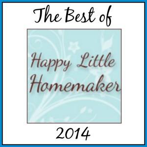 Best of Happy Little Homemaker 2014
