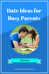 Date Ideas for Busy Parents