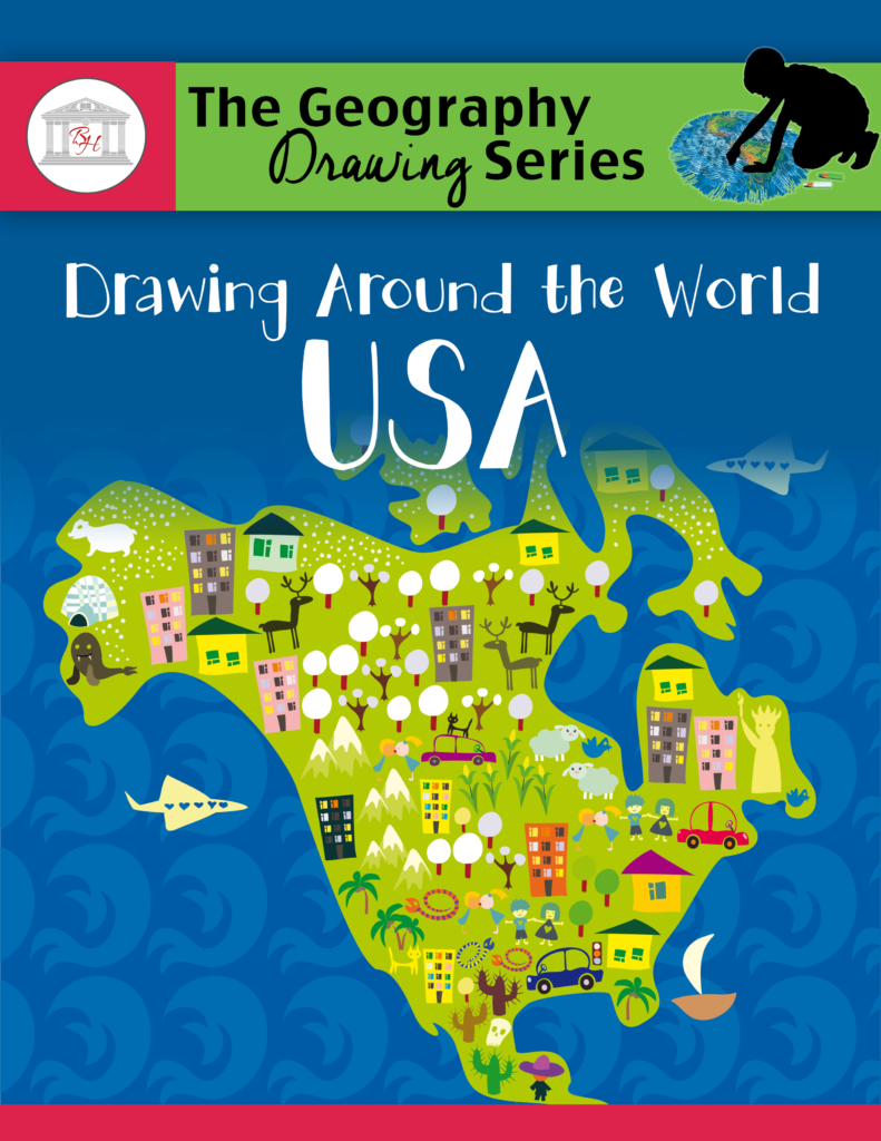 Drawing-Around-the-World-USA