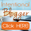 Intentional Blogging
