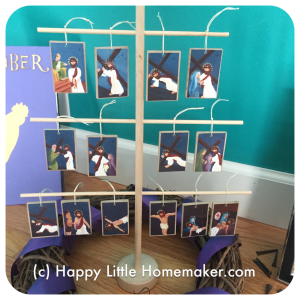 stations of the cross ornaments