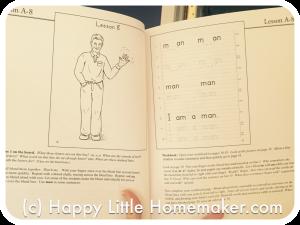 First Start Reading Teachers Book Sample