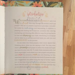 gratitude coloring journal bleedthrough