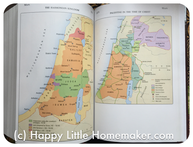 Didache Bible Maps