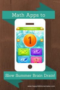 Math Apps for Early Learners