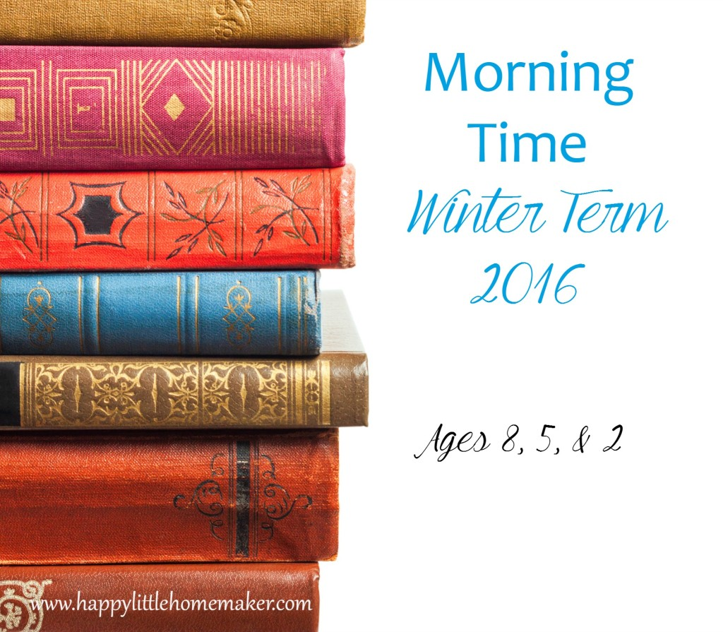 Morning Time - Winter 2016