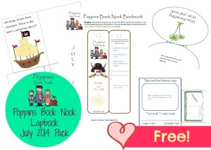 Poppins-Book-Nook-Lapbook-July-2014-Pack