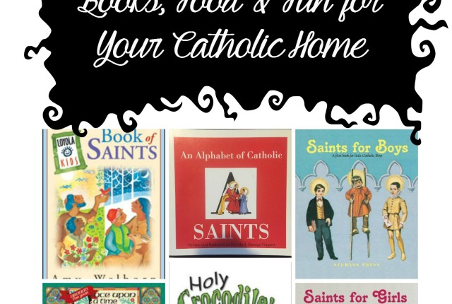 Saint Picture Book Club All Saints Day Book Collections Food Fun