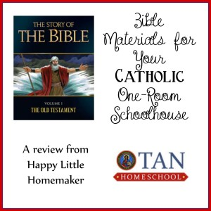 Story of the Bible TAN Homeschool