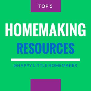 Top 5 - Homemaking