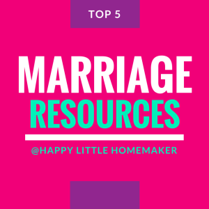 Top 5 - Marriage