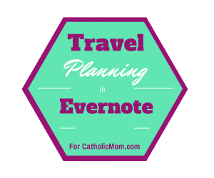 travel-planning-evernote