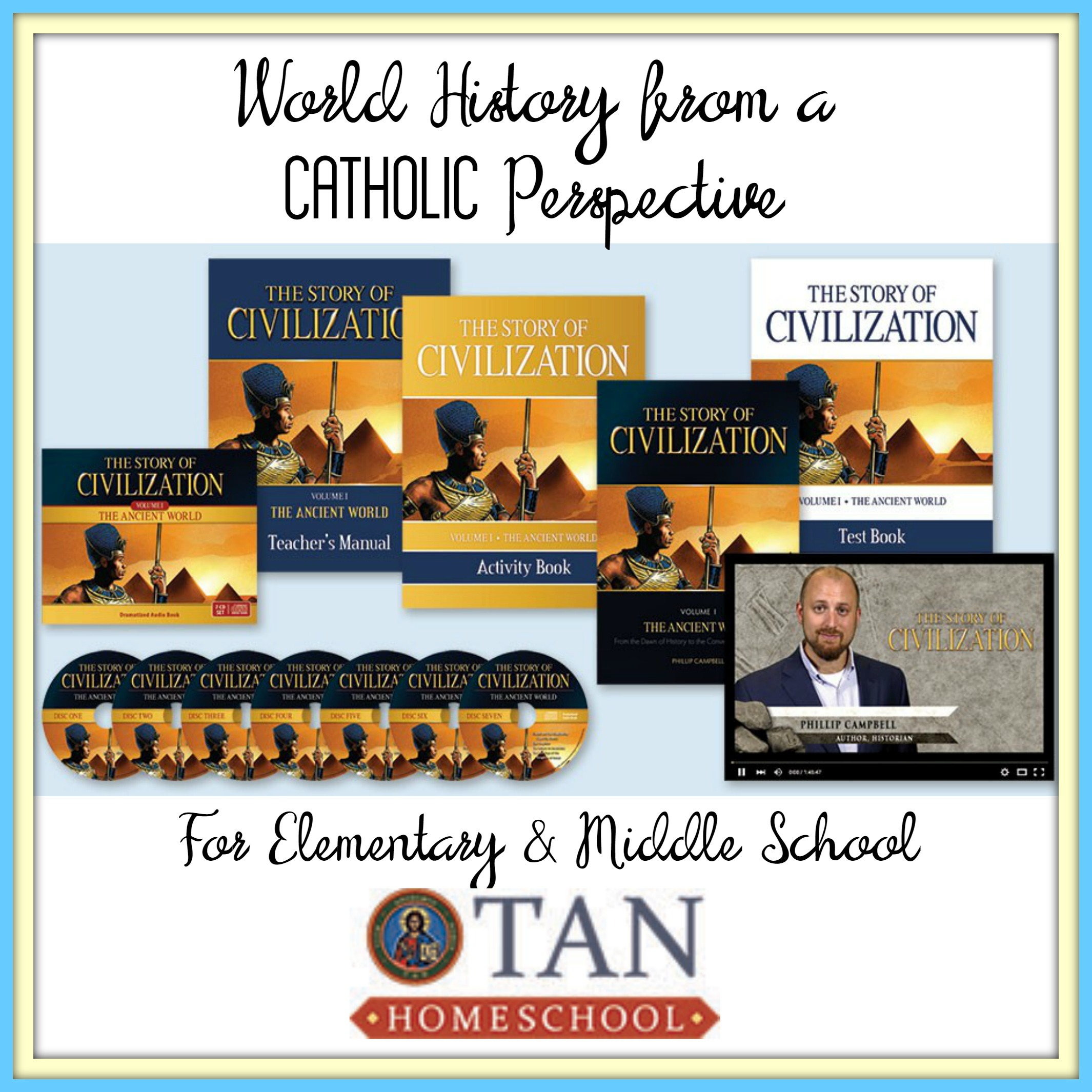 My Favorite Catholic History Curriculum For Elementary New From