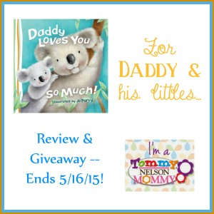 daddy loves you review giveaway