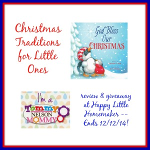 god bless our christmas review giveaway