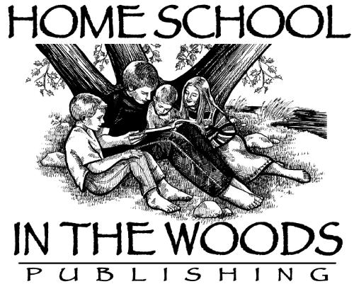 homeschool in the woods