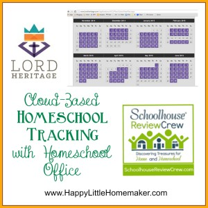 homeschool office review cloud based tracking