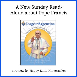 jorge from argentina elementary catholic book review