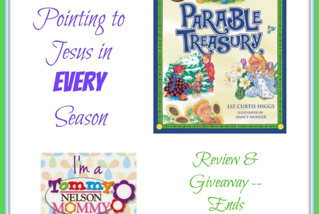parable treasury giveaway tommy mommy