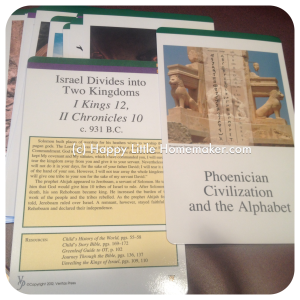 veritas-press-history-flashcards