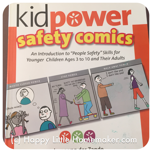 safety comics cover