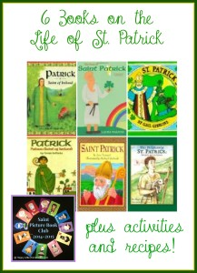 saint patricks day books saint picture book march