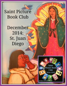 saint picture book club december st juan diego