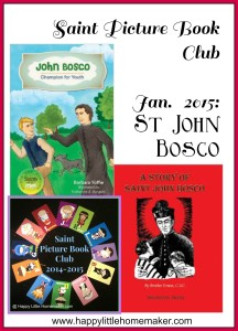 saint picture book club january john bosco