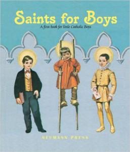 saints for boys
