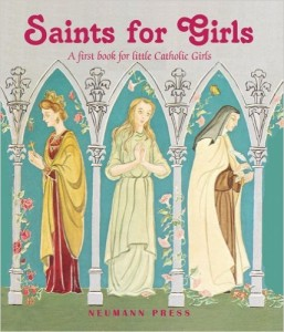 saints for girls cover