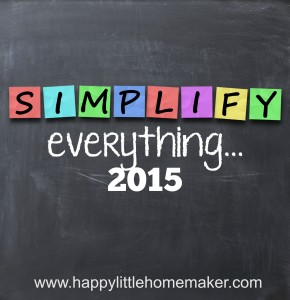 simplify everything 2015