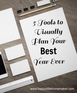 visual plan year