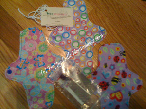 wee essentials pantyliner review